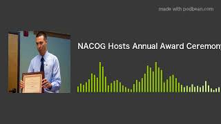 NACOG Hosts Annual Award Ceremony