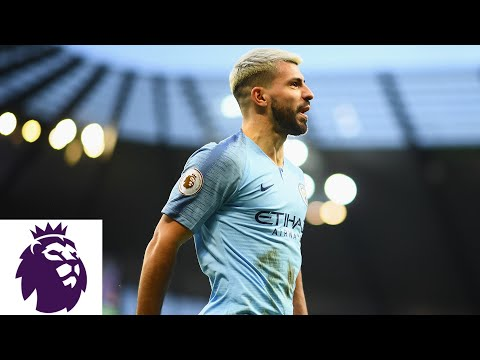 Premier League Milestone: Sergio Aguero's record tying 11th hat-trick for Man City | NBC Sports