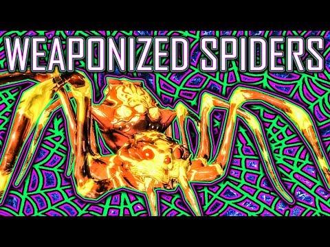 Weaponized SPIDERS Of Skyrim - Elder Scrolls Detective
