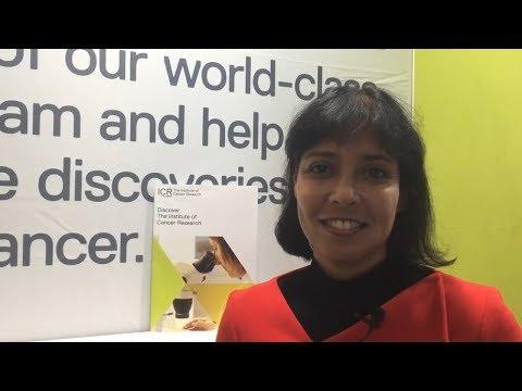 NCRI 2017: Professor Nazneen Rahman on genetic testing for breast and ovarian cancer