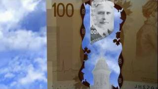 Bank of Canada: The New $100 Note