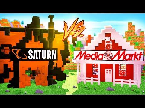 MEDIA MARKT VS. SATURN HAUS Battle!