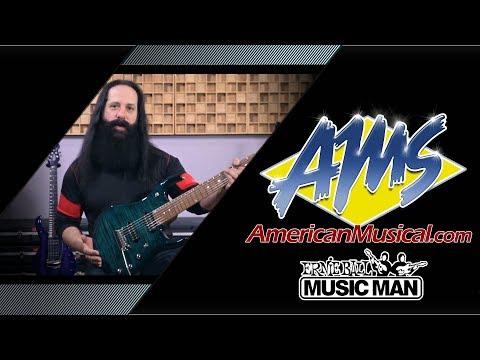 Ernie Ball Music Man John Pertucci JP15 - American Musical Supply