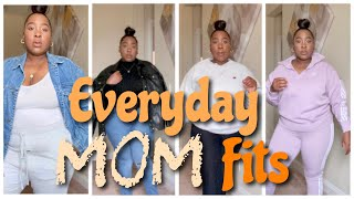 HOW TO!!!_||SLAY EVERYDAY MOM OUTFITS || QUICK LOOK BOOK , HOWTO STYLE ,MOMLIFE