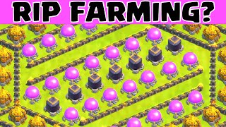 Clash of Clans TOWN HALL 11 UPDATE FARMING STRATEGY RIP? ★ COC TH11 2015 WINTER UPDATE SNEAK PEEK ★