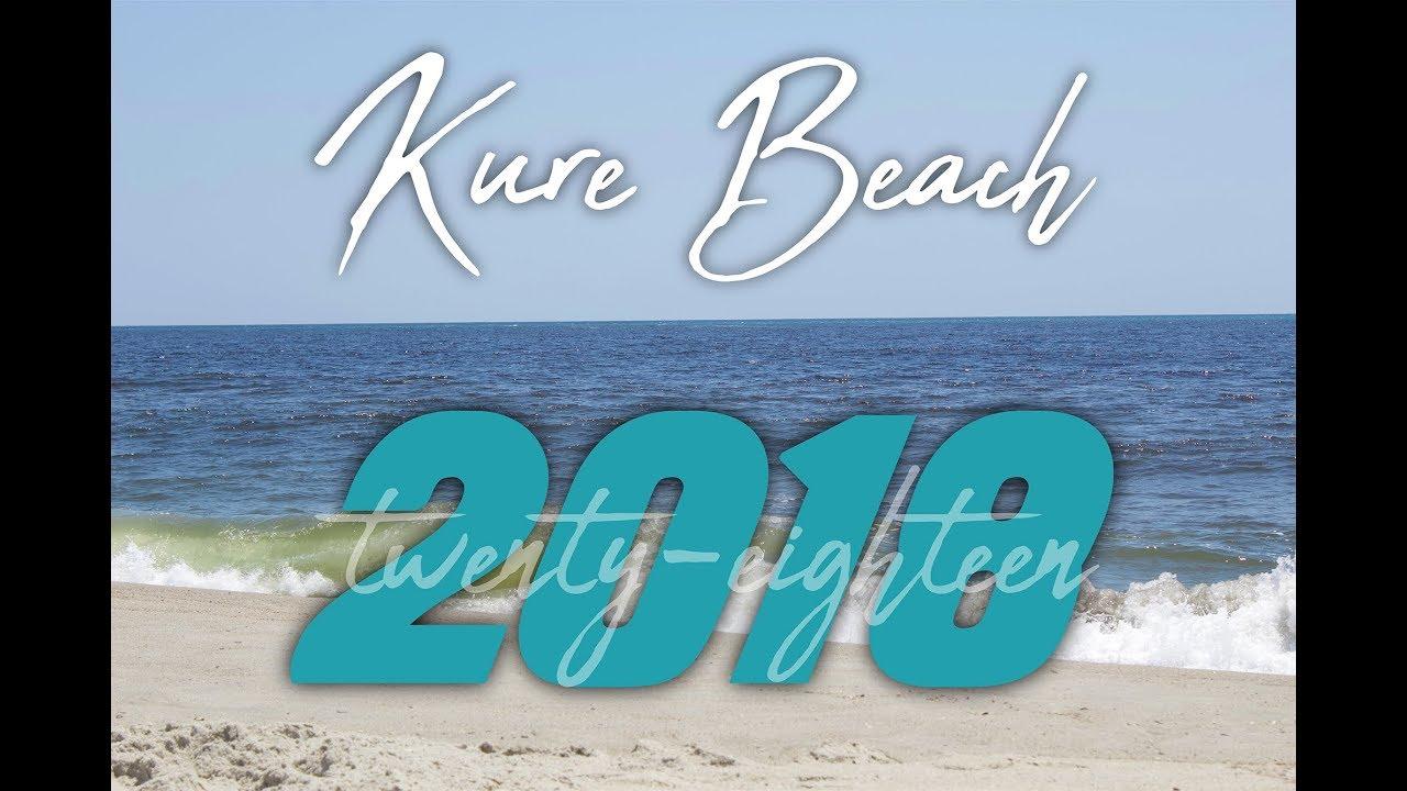 Kure Beach, North Carolina 2018