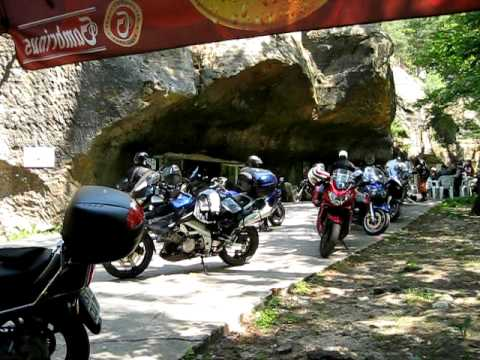 Tschechien Motorrad