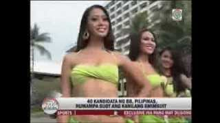 Video Binibining Pilipinas 2014 - Swimsuit Competition download MP3, 3GP, MP4, WEBM, AVI, FLV Agustus 2018