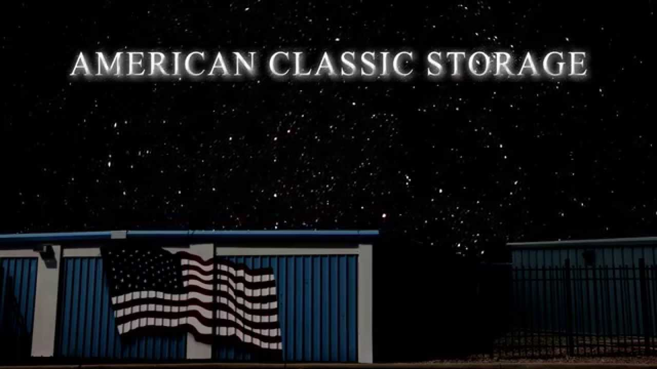 self storage virginia beach american classic youtube