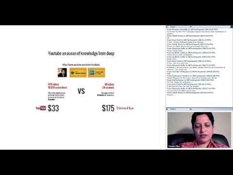 228th 1M/1M Roundtable Sept 4, 2014: From eCommerce to Web 3.0 with Gus Tai, Trinity Ventures