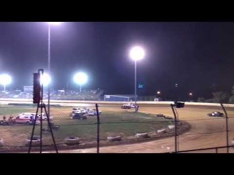 Florence Speedway pure stock heat 9-30-17