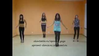 Go Go Dance. Maroon5. Школа танцев Экспромт