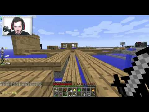 Minecraft: Sky Factory Ep. 23 - WITHER TIME?