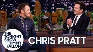 Baixar Jimmy Gives Chris Pratt a Nickname for the Jurassic World Franchise