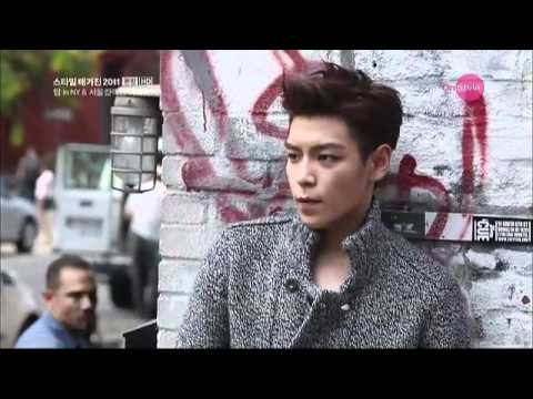 "20111029 On Style Magazine - TOP ""Brooklyn Boy"" Behind the Style"