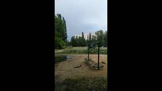 28 июня буря в Рубежном