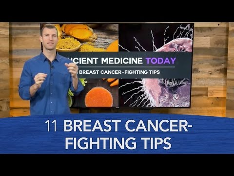 11 Breast Cancer-Fighting Tips