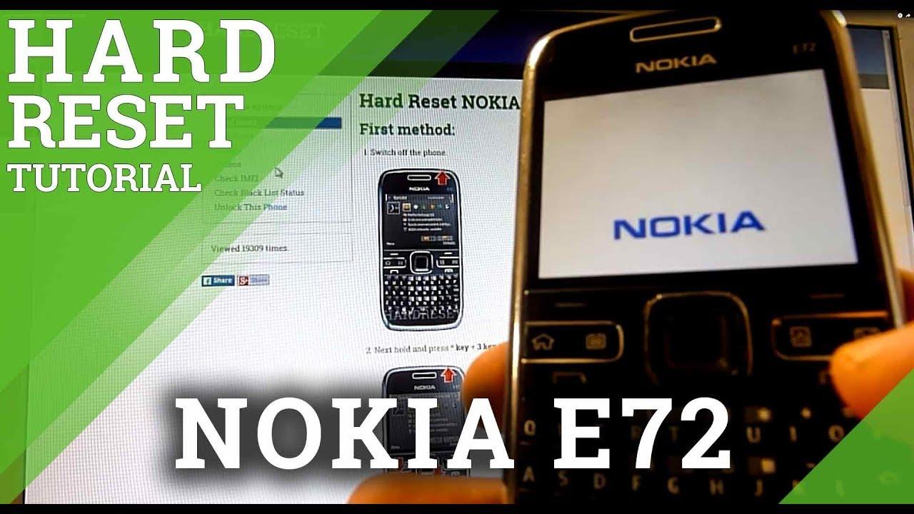 Nokia E72 (ретро обзор в 2017) / от Арстайл / - YouTube