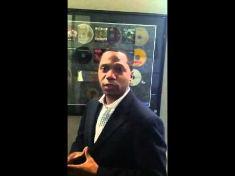 Stanley Brown Sony/Verity Executive Talks About Songwriter/Musician William Bootsy Jones