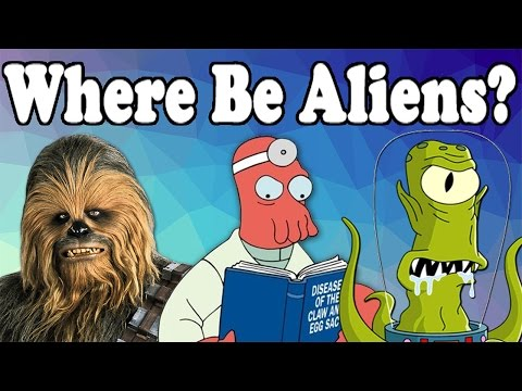 Download Youtube: Where Be Aliens?