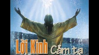 Album Lời Kinh Cảm Tạ- Lm Minh Trý