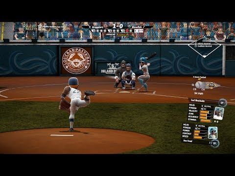 Super Mega Baseball 2 Release Date Announced For PS4 , Xbox One and PC