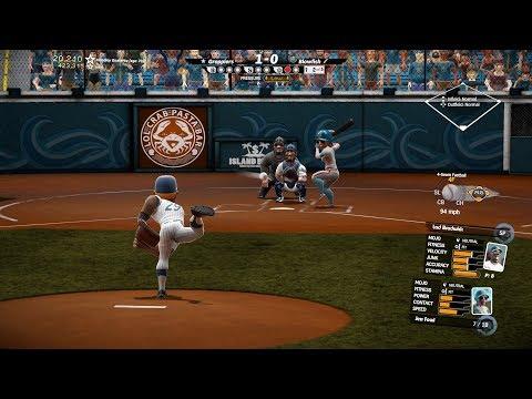 Super Mega Baseball 2 - Gameplay Mechanics Reveal