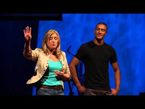 How to Raise an Olympian | Roz & Ashton Eaton | TEDxBend