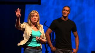 How to Raise an Olympian | Roz & Ashton Eaton | TEDxBend