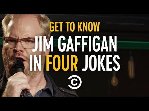T-Bone - Get To Know Jim Gaffigan In 4 Jokes