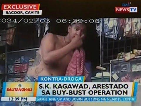BT: SK kagawad, arestado sa buy-bust operation sa Bacoor, Cavite