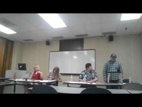 RMC2k17 Mt. Hood Comm College vs. Pueblo Practice Round