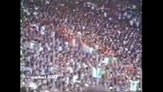 Os gols de Flamengo 6 x 0 Botafogo - 1981 - O JOGO DA VINGANÇA