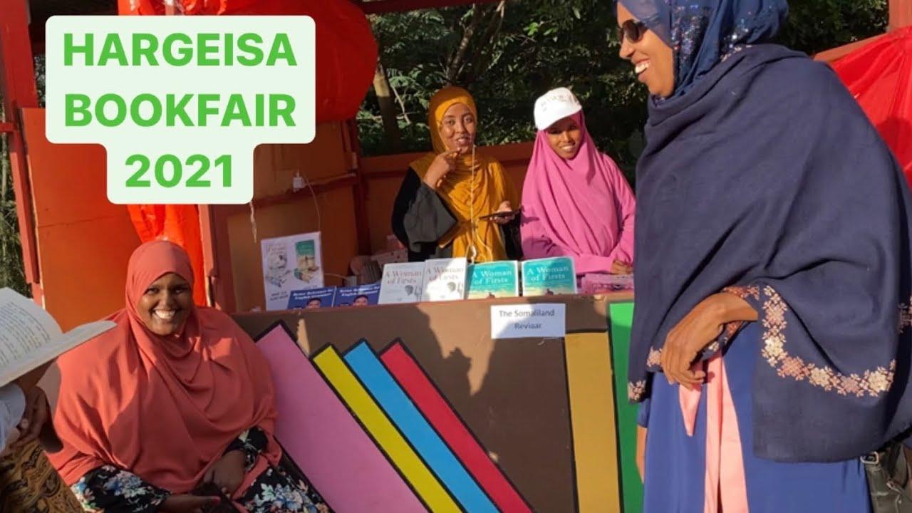 14TH INTERNATIONAL HARGEISA BOOK FAIR SOMALILAND 2021