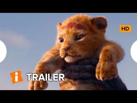 Assista ao Primeiro Trailer Live Action de O REI LEÃO