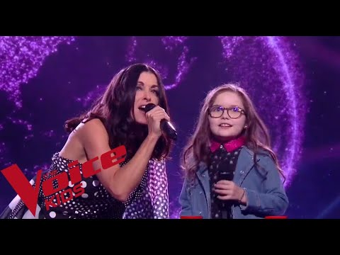 Slimane - Viens on s'aime | Jenifer et X  | The Voice Kids France 2018 | Finale