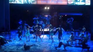 Baile En Lillas Pastia - Carmen (sodre, Montevideo - Uruguay) Oct 2014