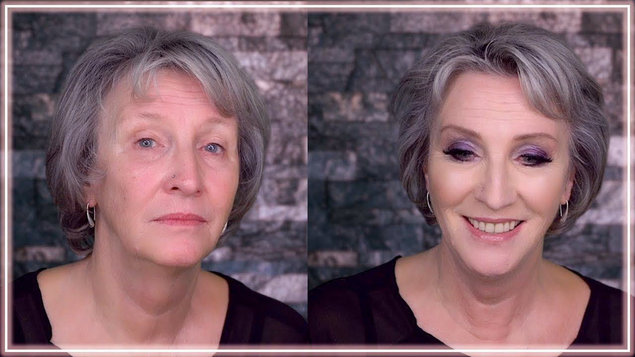 Reife Haut Schminken Tutorial Anti Aging Make Up Ab 40 50 60 70