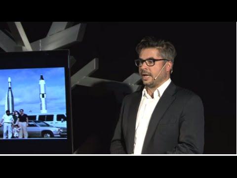 The Future of Spaceflight is entrepreneurial | José Mariano López-Urdiales | TEDxESADE