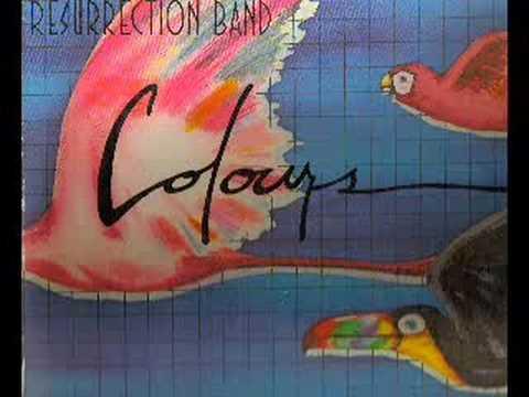 Resurrection Band-Colours