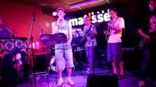 "JAH MACETAS 3000 feat. Payoh Soul Rebel & Ivan X ""Esperando al amor"" Live at Matisse. 21/06/2014"