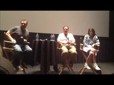 THIS IS MARTIN BONNER Q&A with actors Richmond Arquette & Sam Buchanan