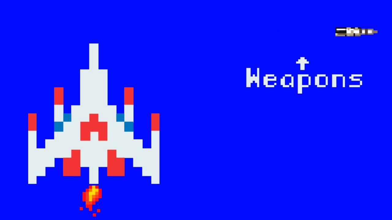 Spaceship video games