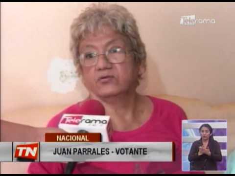 CNE desarrolla el voto en casa a nivel nacional