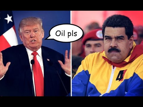 Why Trump Threatened Venezuela with Military Action: Oil.