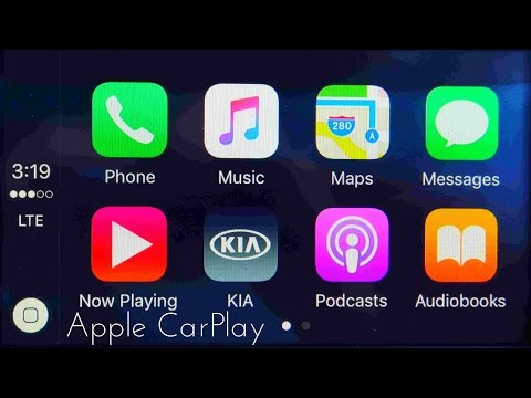 Apple CarPlay Overview