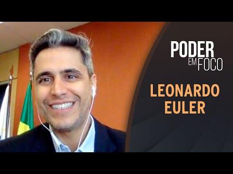 Entrevista com Leonardo Euler, presidente da Anatel | Poder em Foco (04/04/21)