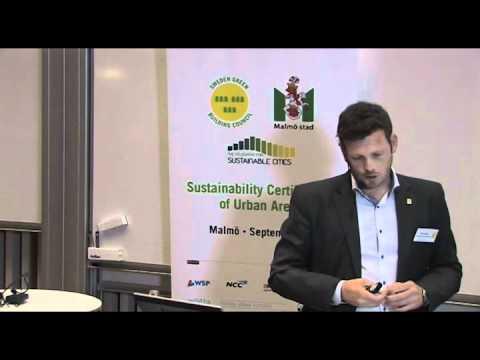 The development of Green Star Communities in Australia