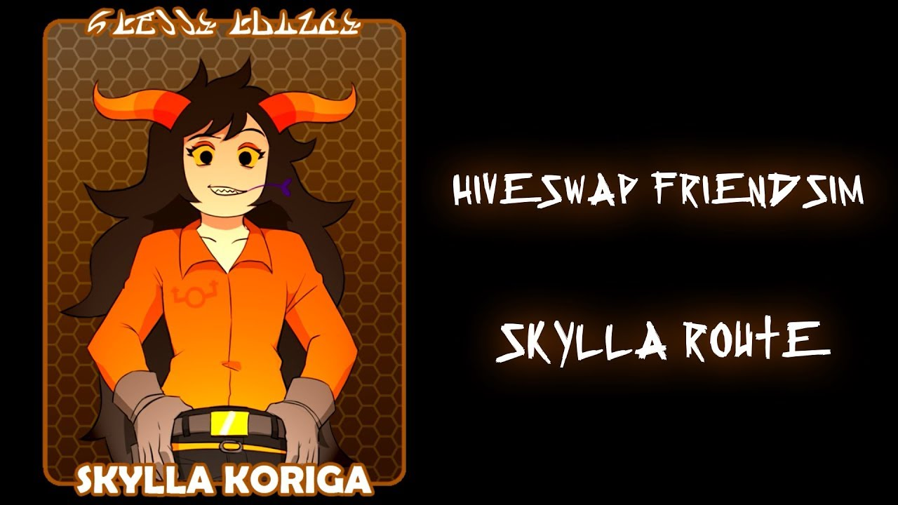 Hiveswap Friendsim Volume 3 Skylla Route Youtube