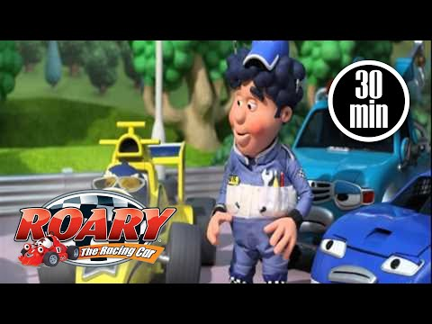Roary The Racing Car Series02 Eps1-3